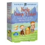 Nordic Naturals Nordic Omega-3 Fishies 36 jellies