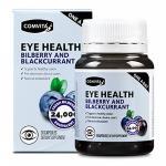 Comvita Eye Health Bilberry & Blackcurrant 30 capsules