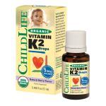 Childlife Organic Vitamin K2 Drops 12ml
