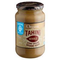 Chantal Organics Organic Tahini Whole Stone Ground Sesame Seeds 400g