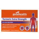 Good Health Turmeric Extra Strength 60 vegecaps