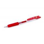 Zebra Sarasa Clip Gel Ink Pen 1.0mm -Red