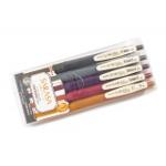 Zebra Sarasa Clip Gel Ink Pen 0.5mm -Vintage2 Colour Set