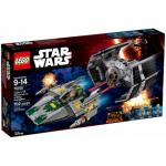 LEGO Star Wars Lego Vaders Tie vs A Wing 75150