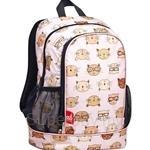 ab New Zealand Toddler Backpack (Brainy Cat) - AB-TBP-BC