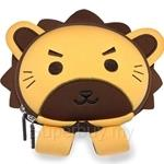 NOHOO Lion Face Anti-Lost Backpack (For Newborn-2 Years Old) - NH053