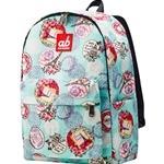 ab New Zealand Kids Canvas Backpack (Amour Paris) - AB-KBP-AP