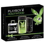 Playboy Hollywood 100ml Mens 3pcs
