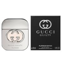 01daf286f7f Gucci Guilty Platinum EDT 50ml NZ Prices - PriceMe
