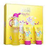 Moschino Hippy Fizz EDT 50ml Womens 3pcs