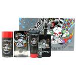 Ed Hardy Born Wild EDT 100ml Mens 5pcs