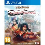 Samurai Warriors Spirit Of Sanada (PS4)