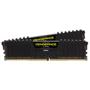 Corsair CMK8GX4M2A2666C16 DDR4 2666MHZ 8GB 2X288 UNBUFFERED16-18-18-35 VENGEANCE LPX BLACK HEATSPREADER 1.2V XMP2.0 SUPPORTS 6TH INTEL CORE I5/I7