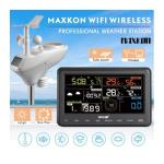 Maxkon WIFI Wireless Outdoor with Solar Charging Panel