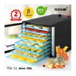 Maxkon 8 Tray High Powered Food Dehydrator for Business and Home Use