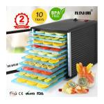 Maxkon 10 Tray High Powered Food Dehydrator for Business and Home Use