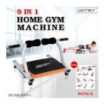 Genki 9 IN 1 Portable Total Body Fitness Training Machine