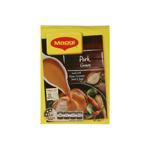 Maggi Instant Gravy Mix For Pork 26g sachet