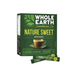 Whole Earth Sugar Substitute Sweetener 60g (1.5g x 40pk)
