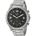 Fossil Hybrid Smartwatch - Q Nate Stainless Steel