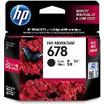 HP Ink Cartridge 678 Black