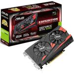 Asus GeForce GTX 1050 Expedition eSports Gaming 2GB GDDR5