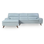 Demi 3 Seater Fabric Lounge with Chaise by La-Z-Boy P6330 ...