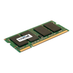 Crucial - DDR2 - 2GB - SO-DIMM 200-pin - unbuffered (p/n: CT25664AC800)