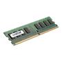 Crucial - DDR2 - 2GB - DIMM 240-pin - unbuffered (p/n: CT25664AA800)