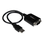 STARTECH 1 ft USB to Serial DB9 Adapter Cable