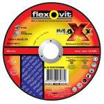 Flexovit 125 x 1.0 x 22.23mm Maxx Mega Cut Off Wheel