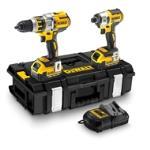 Dewalt 18V Brushless Hammer Kit 06260290
