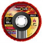 Flexovit 100mm Strip Flexi Maxx Stripping Disc