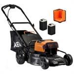 AEG 58V Brushless Lawn Mower Kit