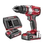 Ozito Power X Change Brushless Hammer Drill Kit