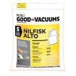 Filta Vacuum Bags - Nilfisk / Alto / Karcher