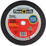 Flexovit 300 x 20mm Metal Cut Off Wheel