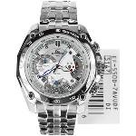 Casio Mens Edifice White SS Quartz Fashion Watch