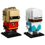 LEGO BrickHeadz Mr. Incredible & Frozone 41613