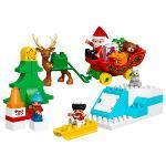 LEGO Duplo Santa\'s Winter Holiday 10837