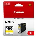 Canon Ink Cartridge PGI-1600XL Yellow