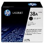 HP Genuine Q1338A (38A) Black [12K Page] Toner Cartridge [Q1338A]