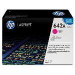 HP Genuine CB403A (642A) Magenta [7.5K Page] Toner Cartridge [CB403A]