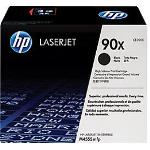 HP Genuine CE390X (90X) Black [24K Page] Toner Cartridge [CE390X]