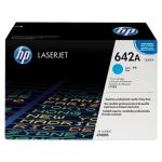 HP Genuine CB401A (642A) Cyan [7.5K Page] Toner Cartridge [CB401A]