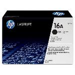 HP Genuine Q7516A (16A) Black [12K Page] Toner Cartridge [Q7516A]