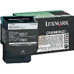Lexmark Genuine -C540H1KG Black [2.5K Page] Toner Cartridge [C540H1KG]