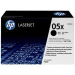 HP Genuine CE505X (05X) Black [6.5K Page] Toner Cartridge [CE505X]