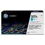 HP Genuine CE401A (507A) Cyan [6K Page] Toner Cartridge [CE401A]