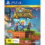 Portal Knights Gold Throne Edition (PS4)